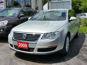 2009 Volkswagen Passat 6 speed stick!!certified