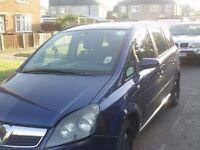 very nice Vauxhall ZAFIRA. Use for mini cab