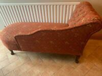 Chaise lounge seat