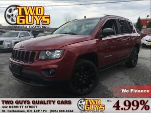 2012 Jeep Compass Altitude Special Package! Roof FWD
