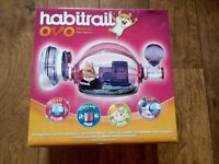 Habitrail OVO Home Edition Hamster Cage, Pink