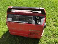 Honda ex650 generator spares or repairs