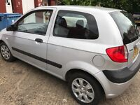 Hyundai Getz 2009 With Full service History