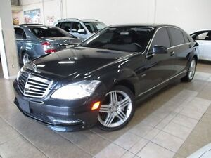 2012 Mercedes-Benz S-Class S 550 4MATIC Long Wheel Fully loaded