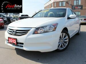 2012 Honda Accord EX-L Navi-Camera-Bluetooth-Sunroof
