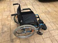RMA Foldable Wheelchair