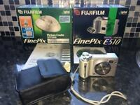 Fujifilm Finepix E510 digital camera