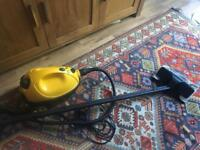 Carpet steamer
