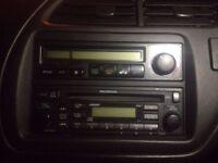honda bose radio leather seats workshop manuals