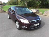 Ford Focus Style 1,6 Petrol, Long MOT, Low Milleage