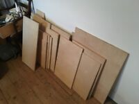 Birch Ply * Plywood Sheet offcuts 12mm 18mm