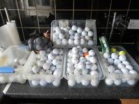 Golf Balls For Sale, pro v1-v1x, nike, (srixon sold) callaway, taylormade