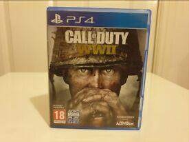 Call of Duty WW2 (PS4)