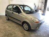 Chevrolet matiz low mileage