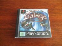PLAYSTATION 1 GALAGA : DESTINATION EARTH EXCELLENT CONDITION