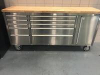 Sealey Premier Tool Chest Box Roll Cab