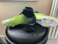 Nike uk 6 Mercurial Superfly V Soft Ground Football Boots