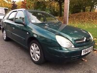 CITROEN XSARA LX 16V ESTATE 1587cc (2001) PETROL. BRILLIANT DRIVE. RECENTLY SERVICED. CLEAN. NO VAT.