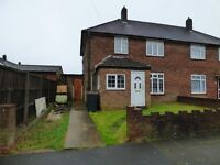 3 Bedroom House next to Junction 10 (M1) Good size with driveway for 2 cars