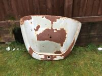 VW VOLKSWAGEN BEETLE T1 DECK ENGINE BOOT LID RATTY RETRO BBQ £50