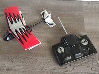 Remote Control Model Aeroplane