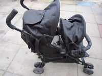 My Child Sienta Tandem double buggy