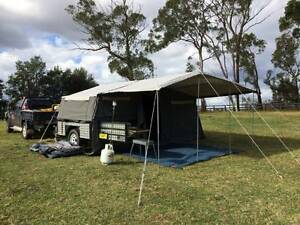 Camper Trailer (Toptrail) Springwood Blue Mountains Preview