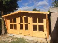 14x8 summer house