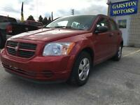 2007 Dodge Caliber SE**Need a loan fast? Cash Back**