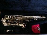 Rare Harlem Alto Saxophone