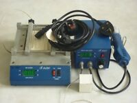 Infrared Rework Station and Preheat Oven