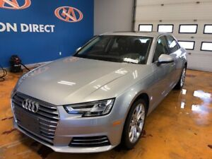 2017 Audi A4 2.0T Progressiv LEATHER/ NAVI/ SUNROOF!
