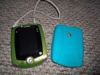 Leap Frog 2 Including Case & Box - 8 Games and 3 Books & all free apps - WILL POST