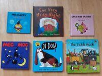 Bundle of Kids Hardback Books