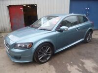 Stunning looking Volvo C30 SE Sport,3 dr hatchback,6 speed,full MOT,FSH,runs and drives as new