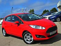 Ford Fiesta 1.25 (82ps) Zetec 5dr (race red) 2013