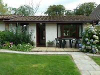 2 BED HOLIDAY BUNGALOW AT HENGAR MANOR IN CORNWALL. INDOOR POOL, FISHING, MINI GOLF AND MUCH MORE