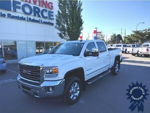 2016 GMC Sierra 2500HD SLT Z71 w/ Chrome Wheels, 23,974 KMs