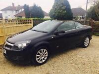 Vauxhall Astra Twintop Sport Convertible 1.8