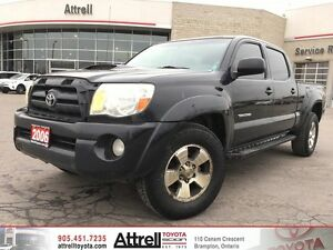 "2006 Toyota Tacoma 141"" TRD DOUBLE CAB, ALLOYS, HOOD SCOOP"