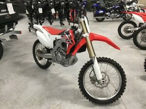 2017 Honda CRF250RF DEMO MODEL