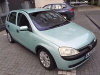 Vauxhall Corsa 1.2 Elegance, HPI Clear, 1 Year MOT, 2 Keys, Free 6 Month Warranty.