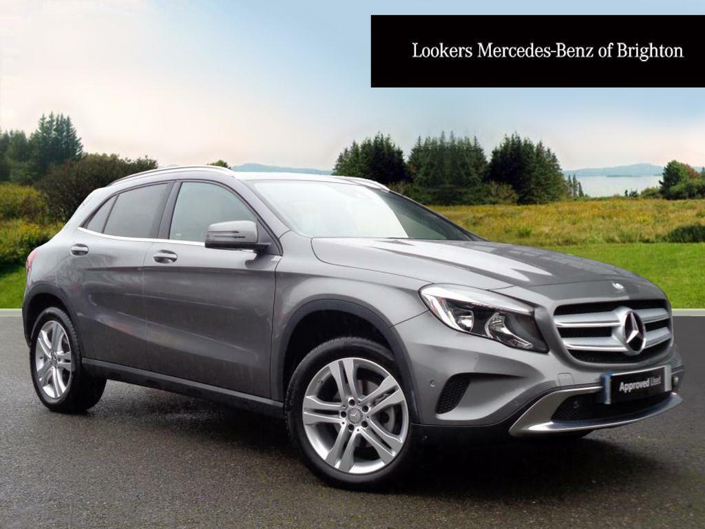 mercedes benz gla class gla 200 d sport executive grey. Black Bedroom Furniture Sets. Home Design Ideas