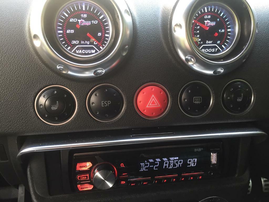 Audi TT mk1 pioneer dab digital radio | in Bishopbriggs, Glasgow | Gumtree