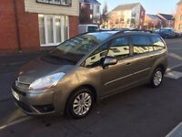 Citroen c4 Grand Picasso VTR+ 7 seaters, 1.6 DieselECO, Automatic, Perfect condition, Clean and tidy