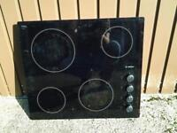 bosch electric hob for sale, good working order £40.00 ono