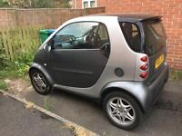 Smart City Passion Automatic, Only 48,000 miles!