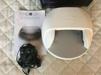 Hardly Used CND Shellac Brisa LED Lamp ***Very Good Condition***