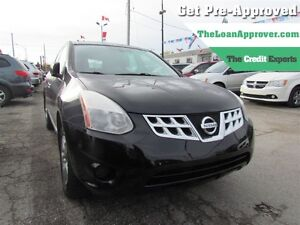 2012 Nissan Rogue S | GET PRE-APPROVED TODAY