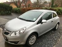 Vauxhall Corsa **incredibly low genuine mileage**